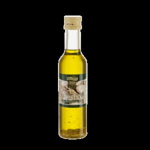 Wemy's Bonamini Frantoio olijfolie knoflook aglio