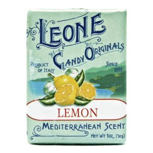 Wemy's Pastiglie Leone fruitsnoepjes citroen
