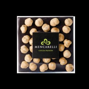 Wemy's Mencarelli pure chocolade reep hazelnoten