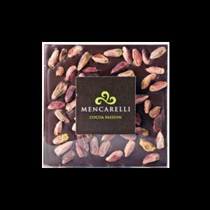 Wemy's Mencarelli pure chocolade reep pistache