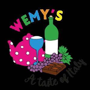 Wemy's Taste of Italy logo