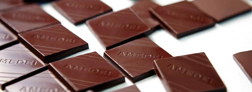 Wemy's Amedei chocolade tabletten