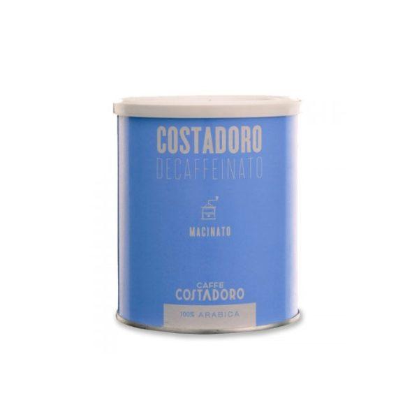Wemy's Caffe Costadoro decaffeinato blik